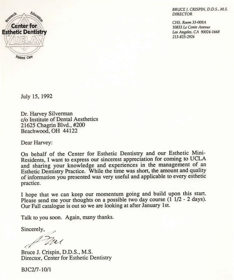 Cover Letter Template Ucla Letter Of Recommendation Cover Letter Template Esthetic Dentistry