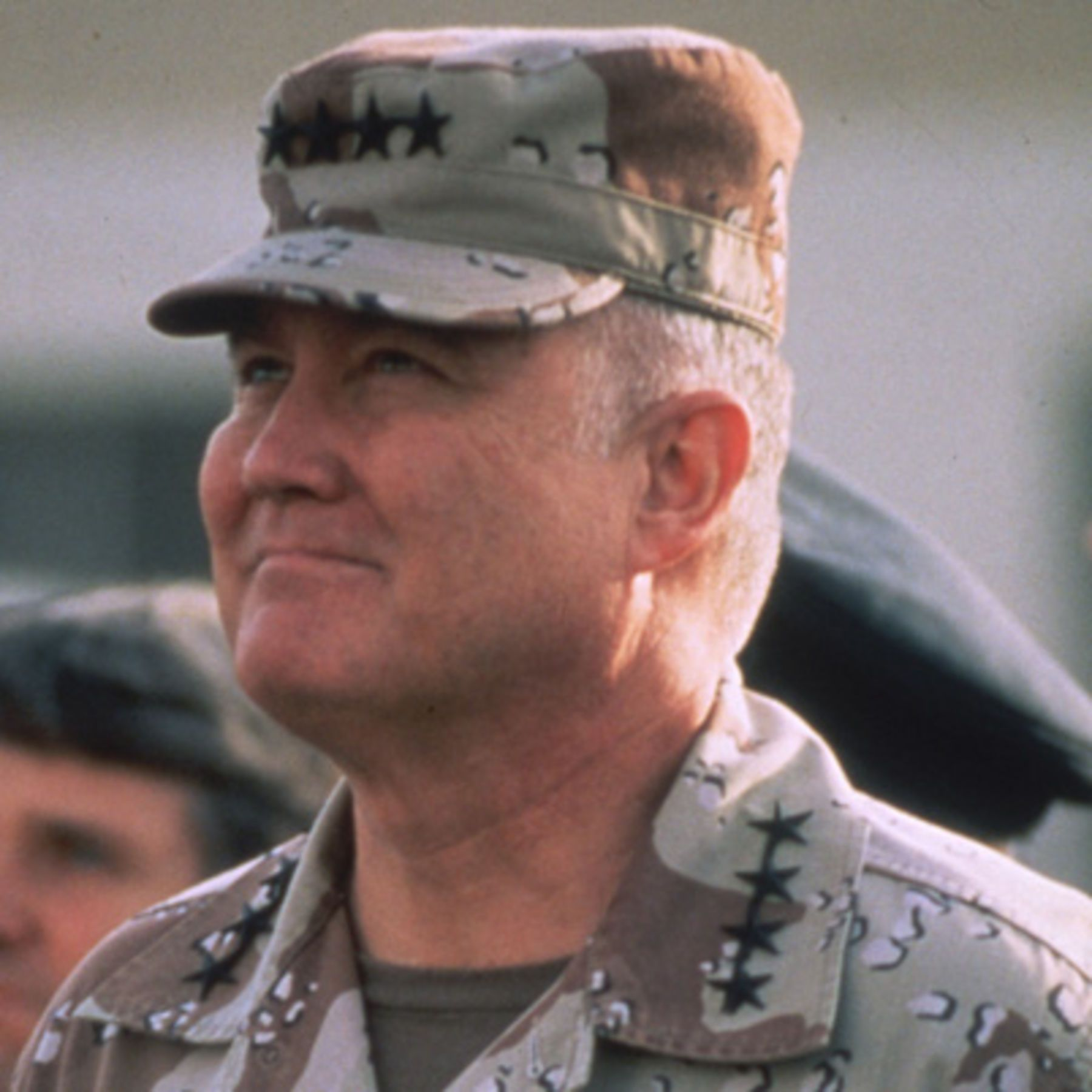 Norman Schwarzkopf General Military heroes, People