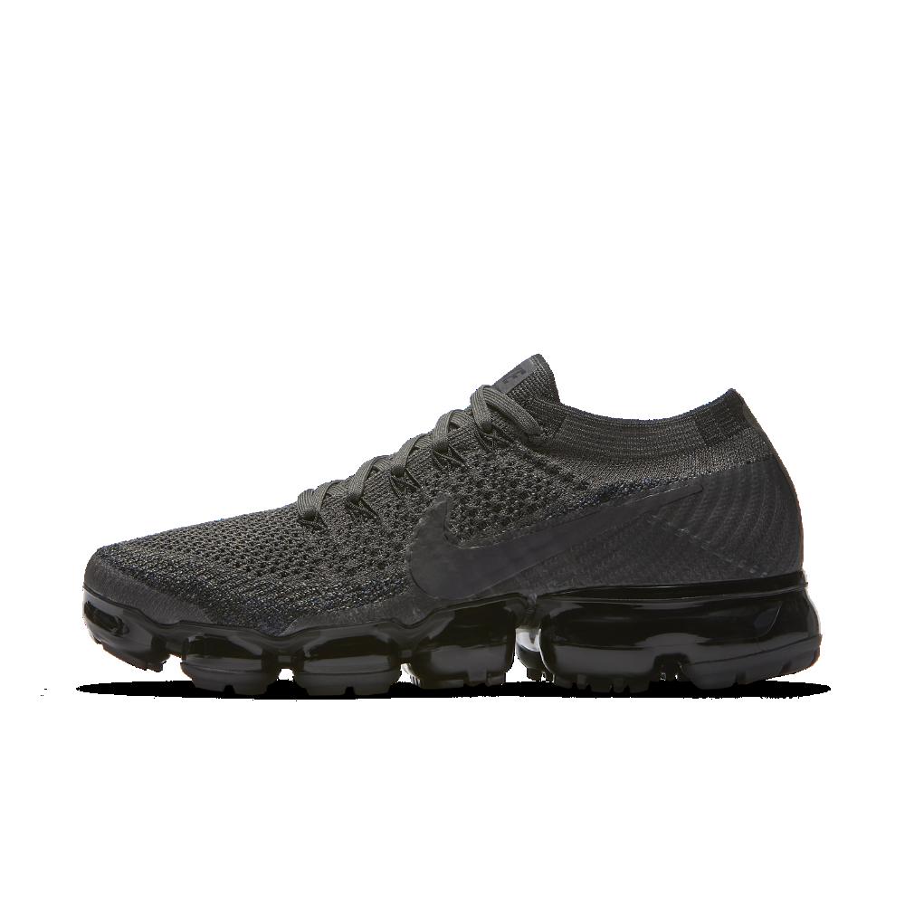 Nike Air VaporMax Flyknit Women's Running Shoe Size 10.5 (Grey)