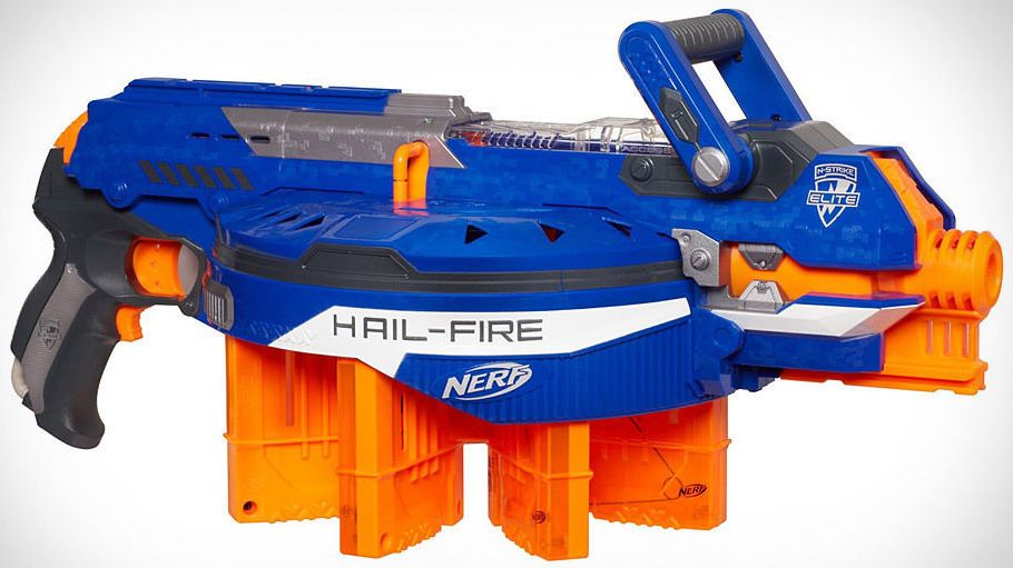 Top 10 NERF Elite Guns