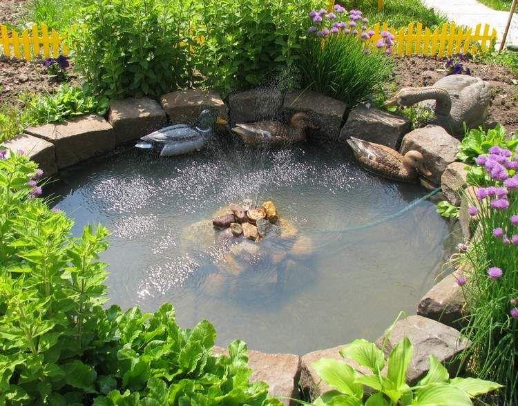 46++ Forme bassin de jardin ideas