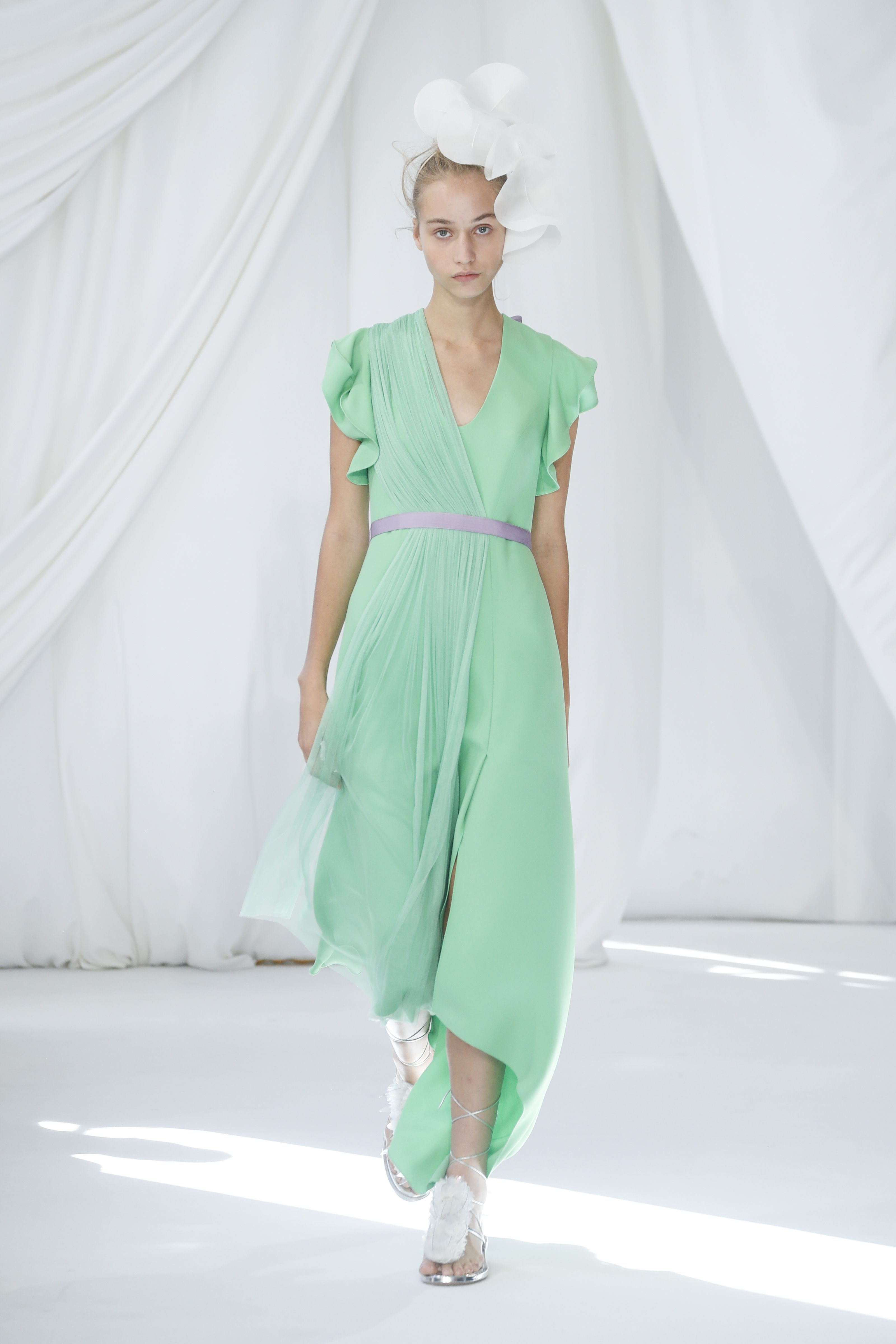 Delpozo SpringSummer 2019 Collection – New York Fashion Week recommend