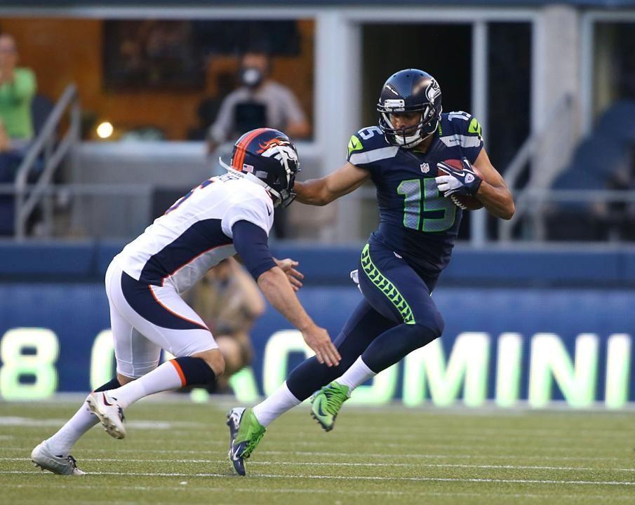 Photo Gallery Seahawks vs Broncos Seahawks football