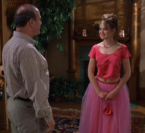 My dream birthday party would be a 10 Things I Hate About You-style prom (complete with ska band) and I would wear Bianca's crop top/tutu combo