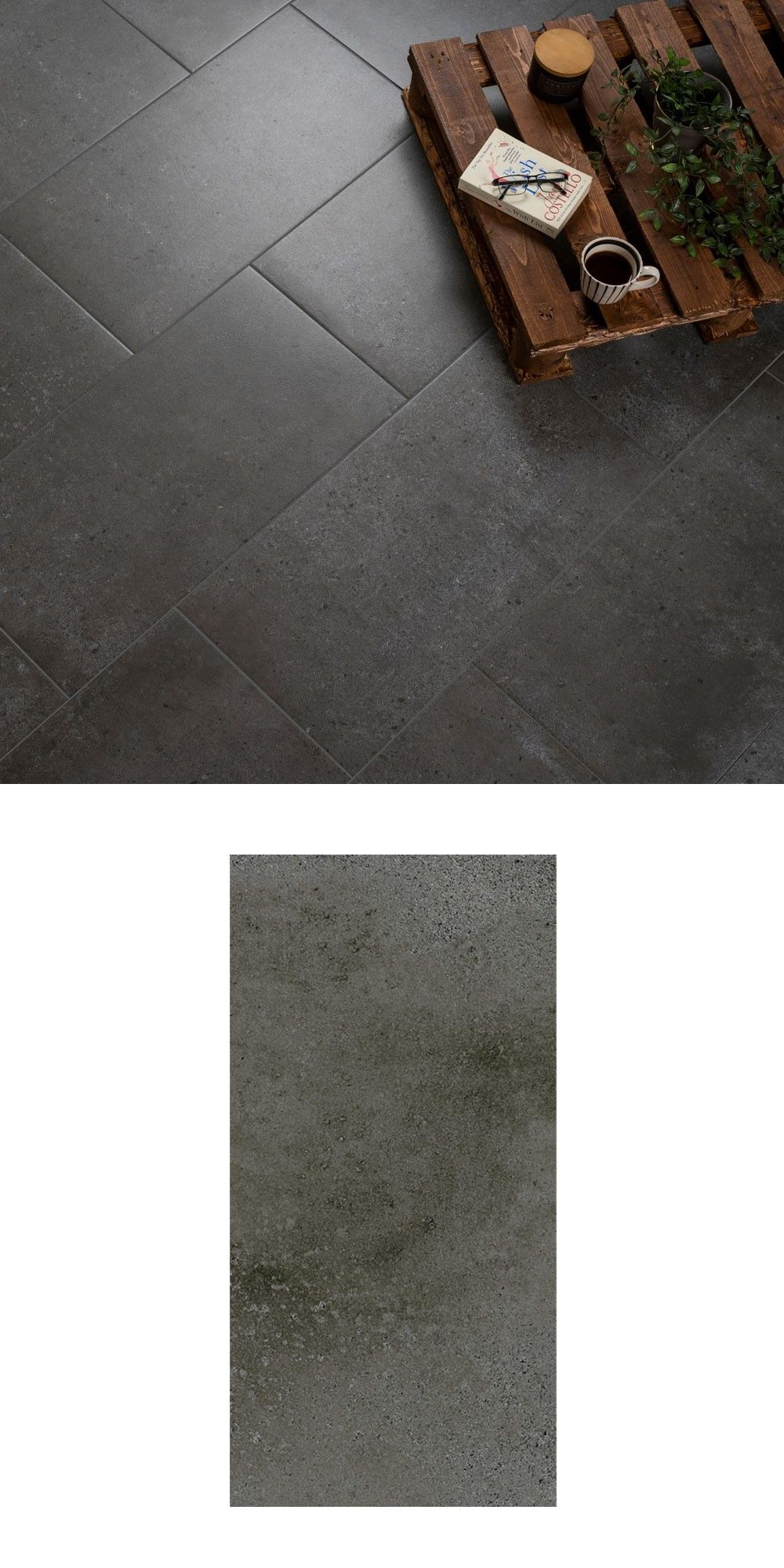 Inspired By Natural Limestone These Harrogate Coal Tiles Mimic Flecks Of Fossils And Intricate Shales They Re Ideal For Wall Tile Adhesive Tiles Tiles Price