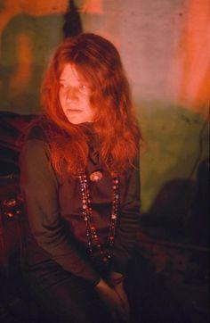 Janis Joplin by Raymond Morley