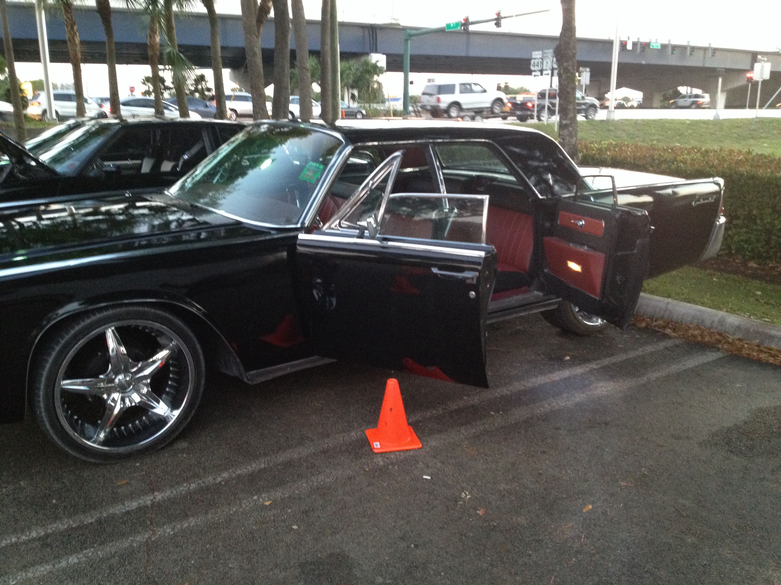 1963 Lincoln ..... my old school ride! | Classic Cars | Pinterest ...