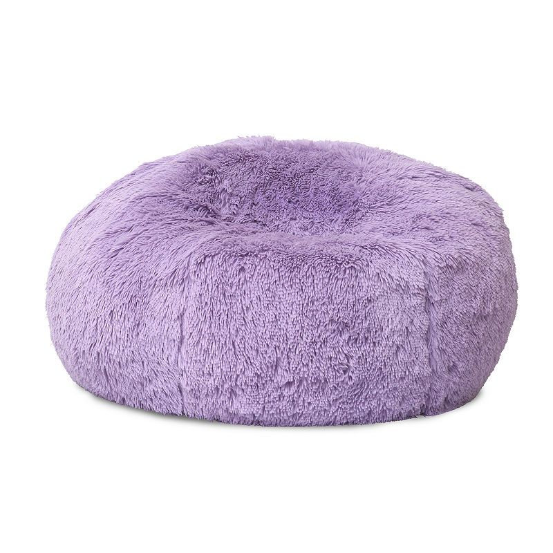 Pleasing Lulu Frank And Frank And Soft Seating Faux Fur Bean Bag Ocoug Best Dining Table And Chair Ideas Images Ocougorg