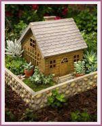 Create a Fairy Garden with Garden Fairy Statues, Fairy Fountiains, Fairy Houses, Miniature Fairy Furniture and more.    Best doors