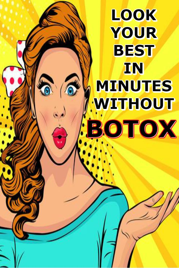 Look your best without botox botox injections botox