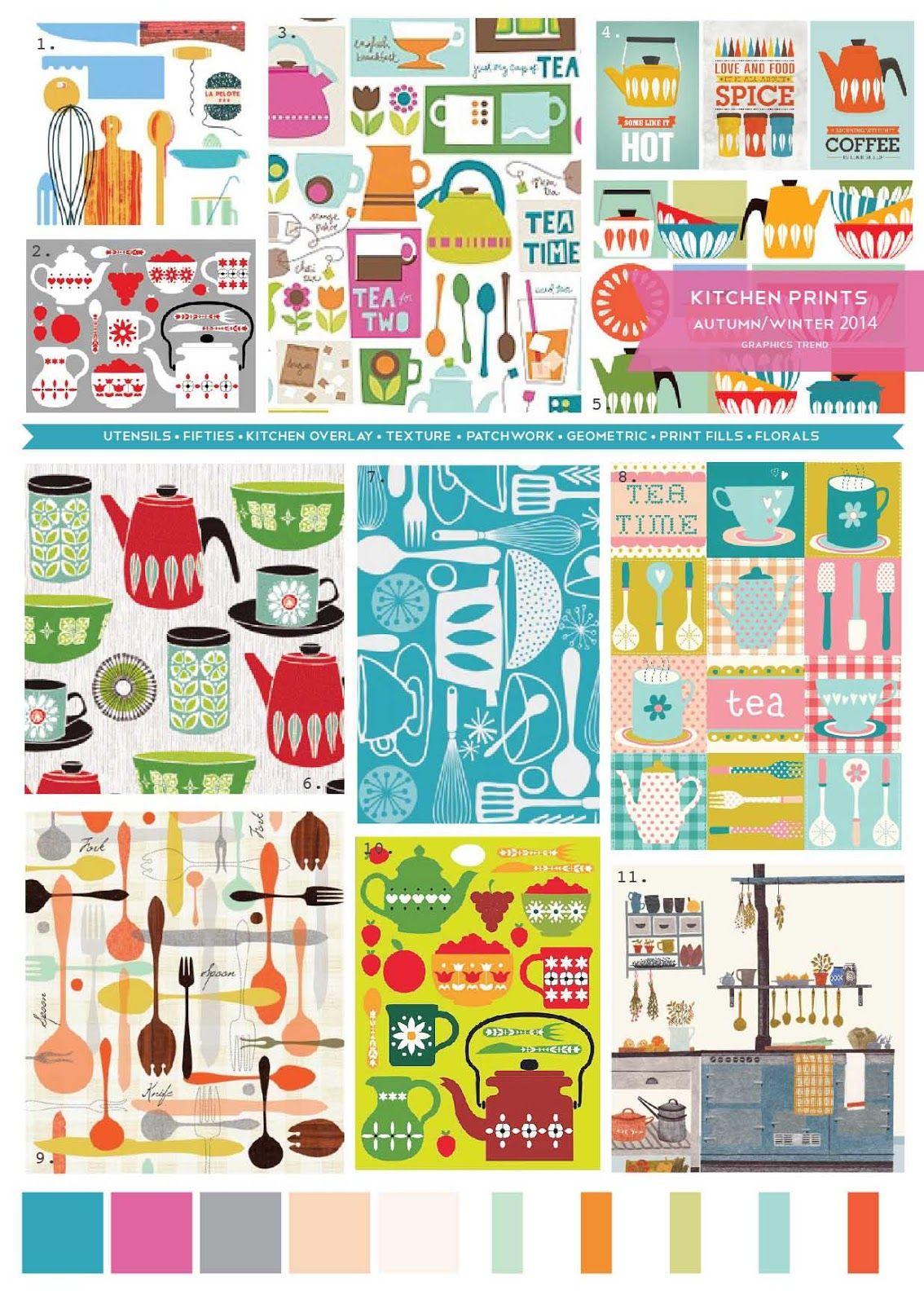 AW14+KITCHEN+PRINTS.jpg 1,134×1,600 pixels   Prints Ideas ...
