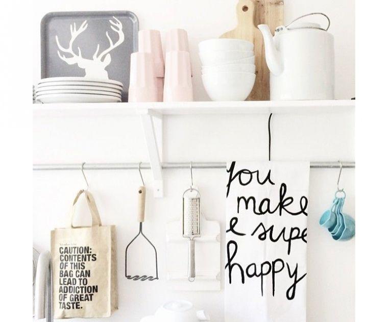 Maandag Inspiratieboost HOME Pinterest Pastel kitchen - jamie oliver küchengeräte