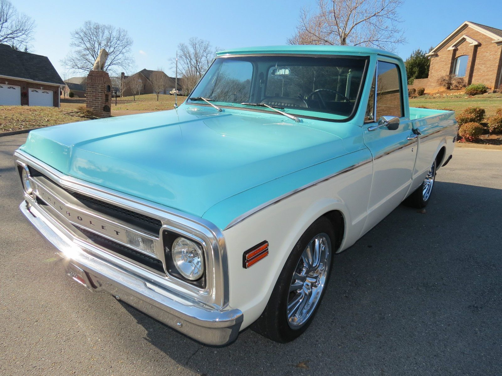 c10 fleetside pickup 1970 chevrolet c10 fleetside pickup