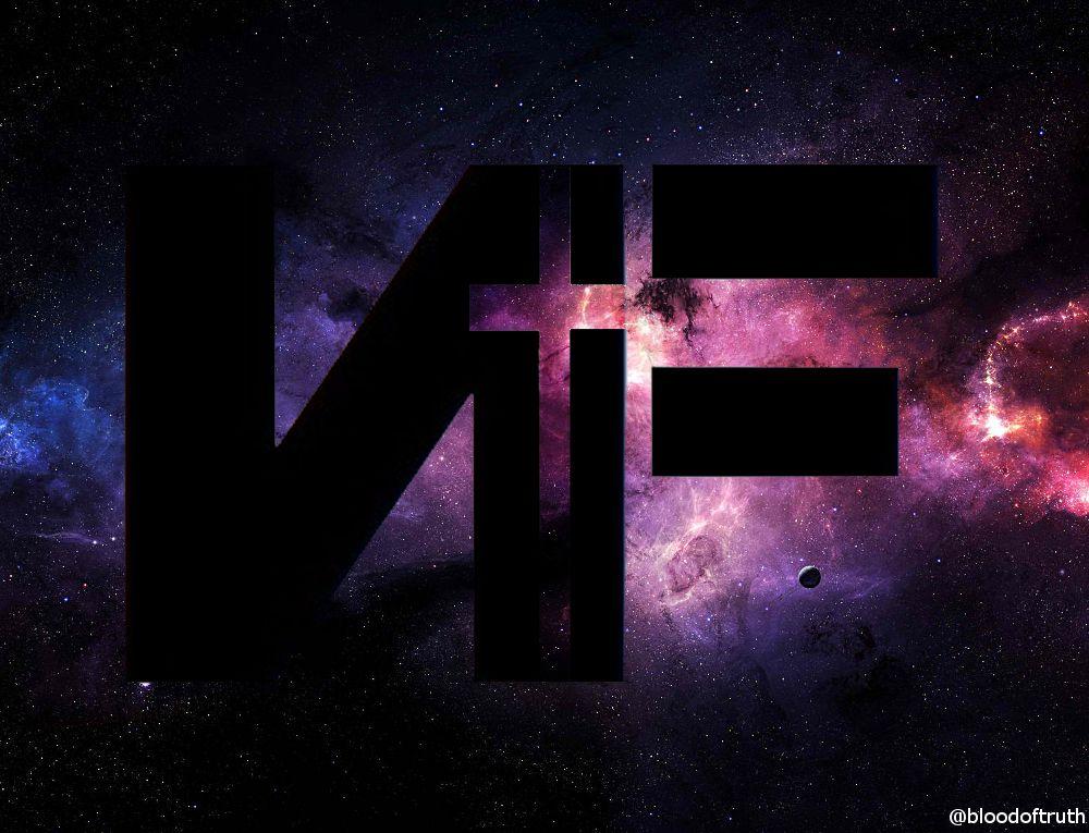 NF logo galaxy Nf real music, Christian rap, Cool wallpaper