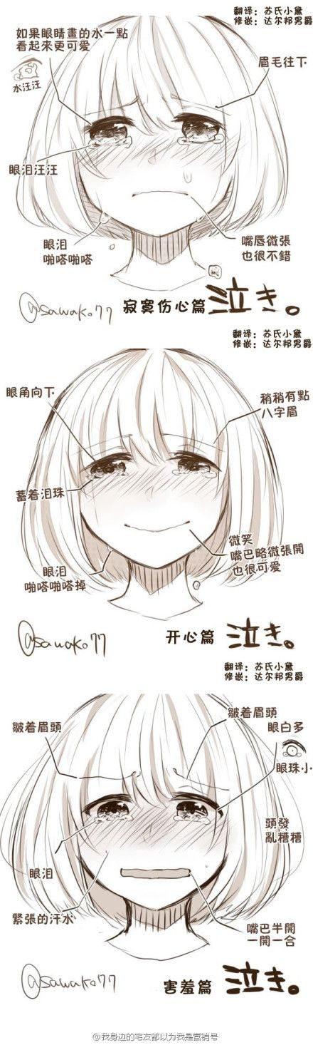 Pin By Dialo On Anime Drawings Tutorials In 2020 Design Reference Face Drawing Draw