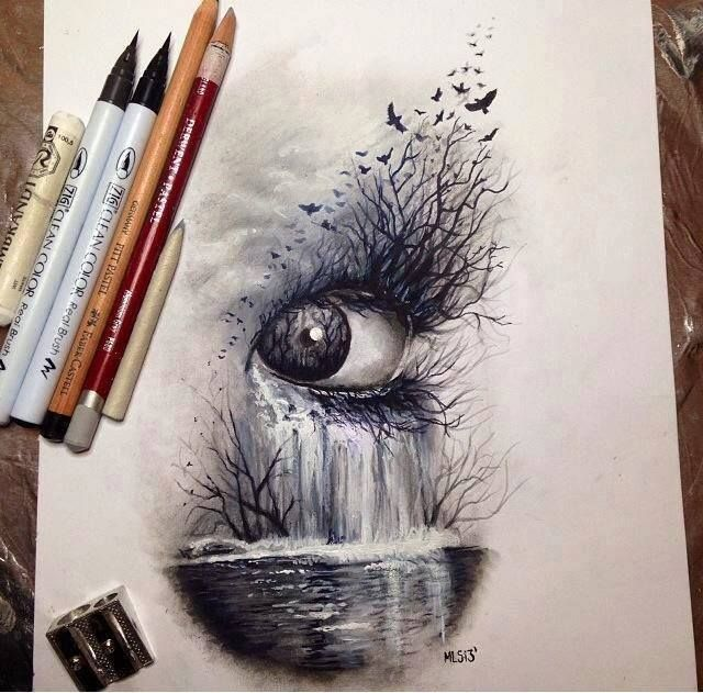 Amazing Art Pictures To Draw