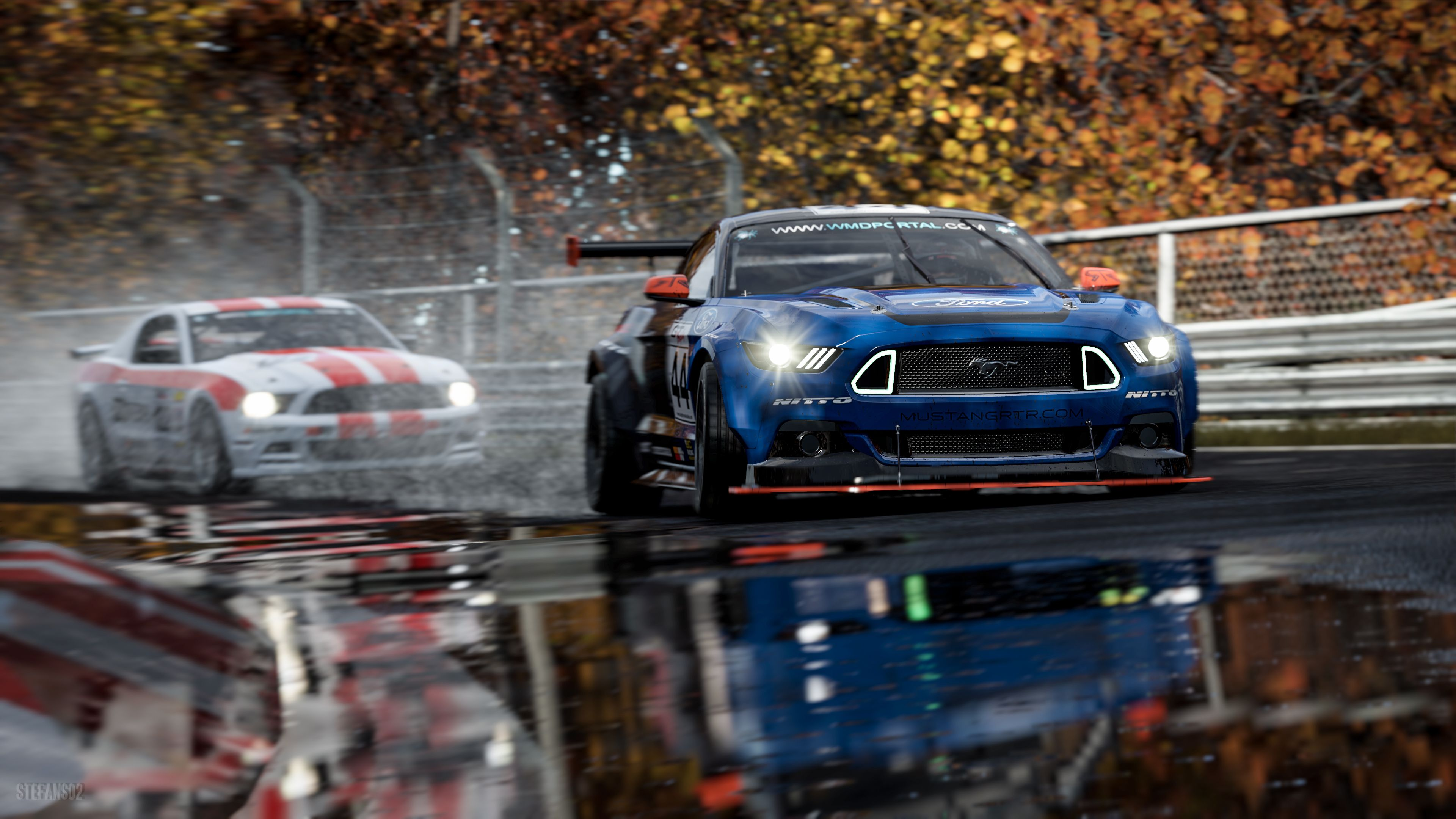 Ford Mustang Rtr Project Cars 2 4k Project Cars 2 Wallpapers Hd Wallpapers Games Wallpapers Ford Wallpapers Ford Mustang Wallpapers Cars Wallpapers 4k Wal