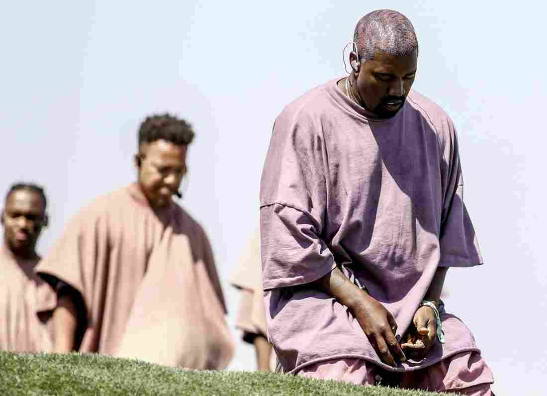 At Kanye West S Sunday Service He Is The Church Kanye West Has Been Hosting Exclusive Worship Gatherings He Call Kanye West New Album New Kanye Kanye West
