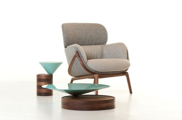 50/50 Collection by Luca Nichetto for Portuguese manufacturer De La Espada