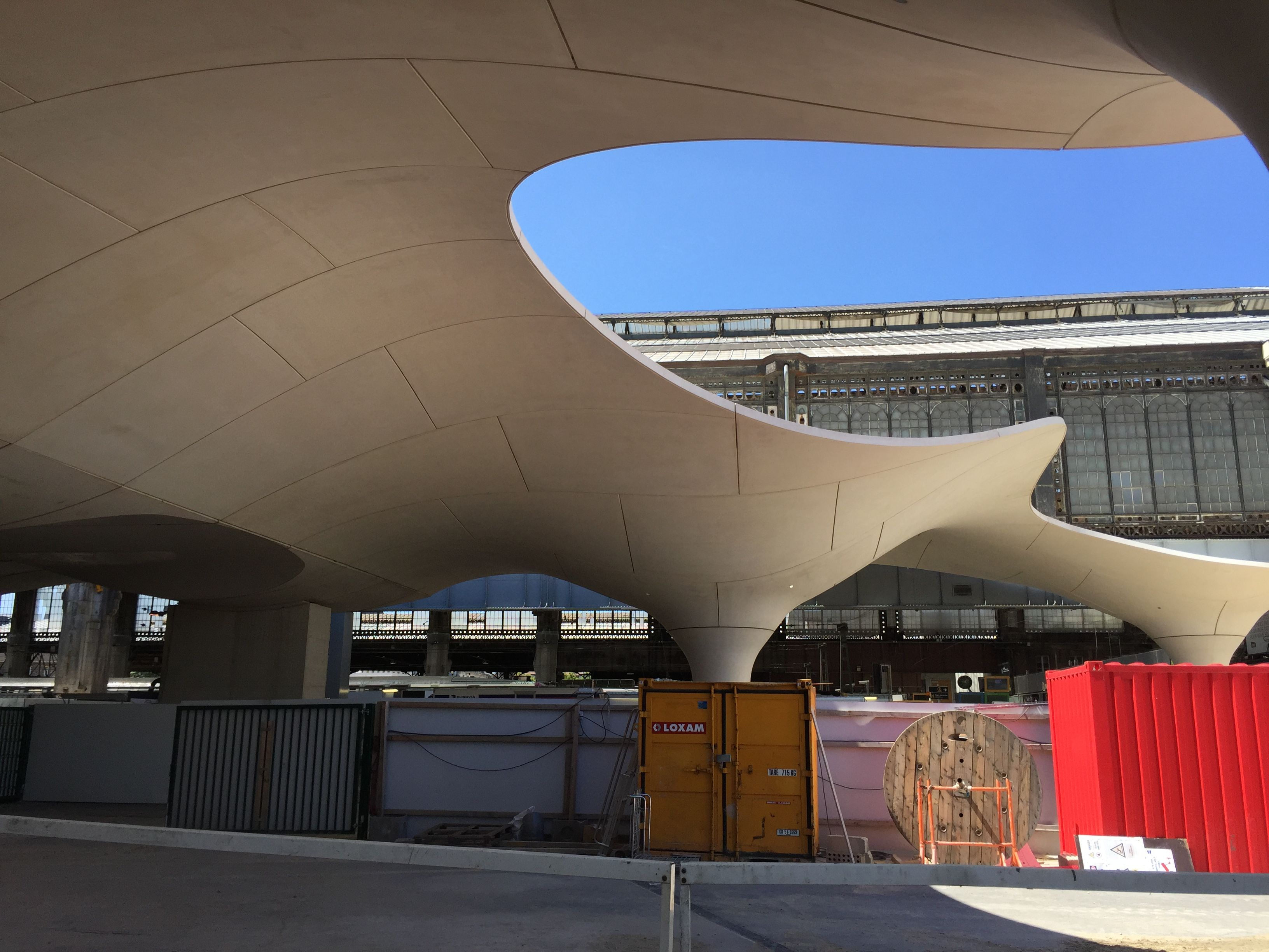 Gare de'Austerlitz - #MaP3