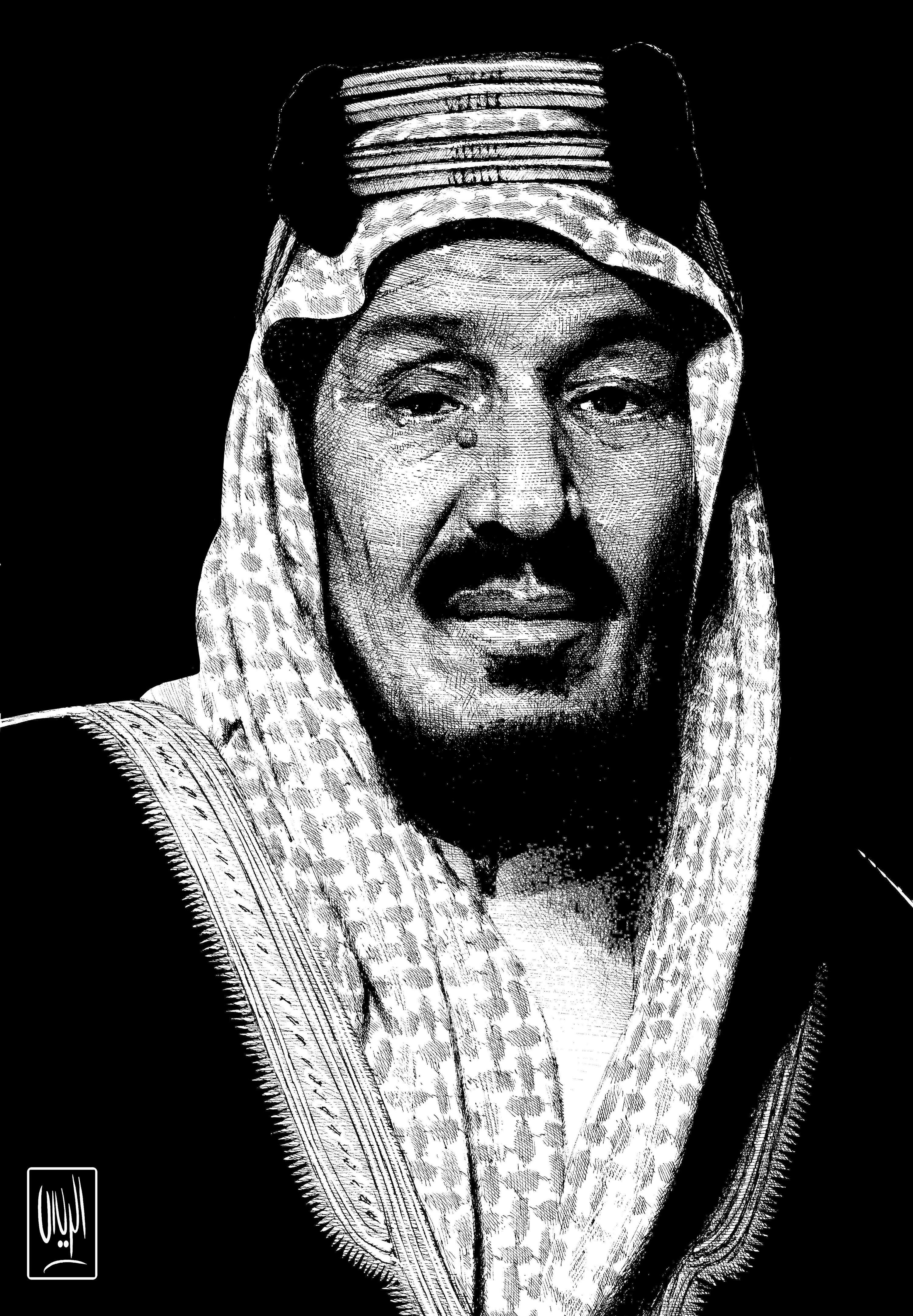 الملك عبدالعزيز حبر King Abdulaziz Ink Photo Awards Photography Inspiration Portrait Saudi Arabia Culture