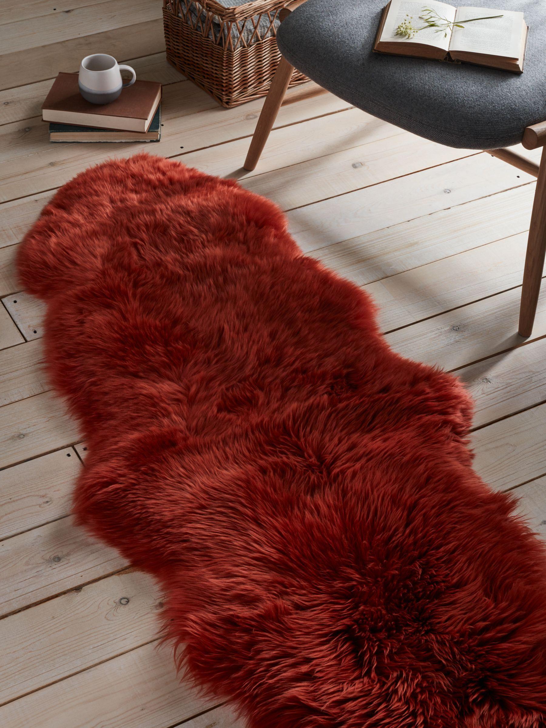 John Lewis Partners Sheepskin Rug