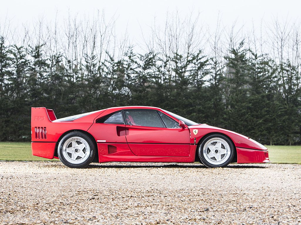 Ferrari F40 for sale at Talacrest | Automobiles & Motorcycles