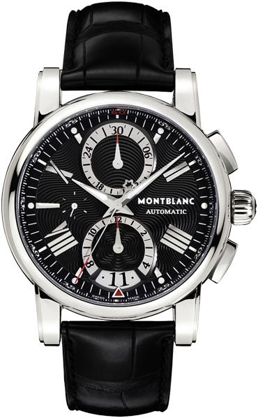 cb7a6f179f9  Star 4810  by Mont Blanc  watch. Christmas  And no