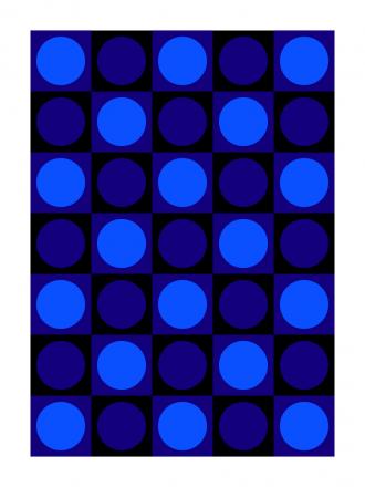 Zero Cavity #4 (Art Print, 2009)