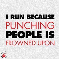 #OnePunchMan #Saitama #Genos   Running quotes funny ...