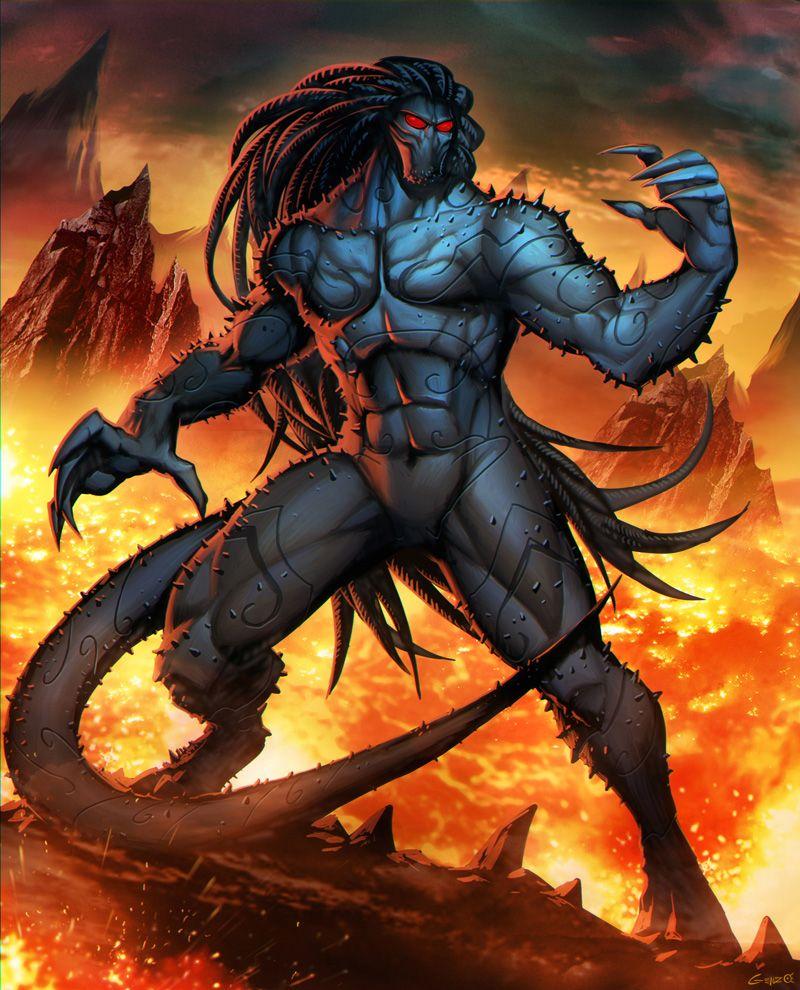 Blackheart Avatar