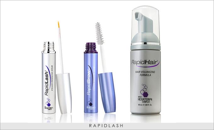 أشهر المنتجات لتطويل و تكثيف الرموش Rapidlash Eyelash Enhancing Serum Latisse Beaute