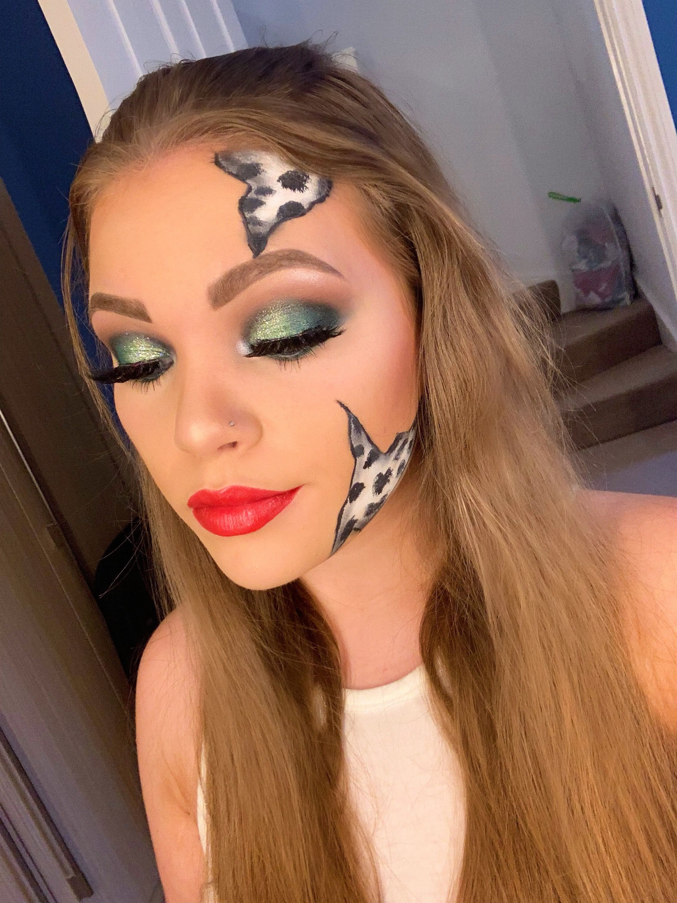 inspired by sadieshill ,, using morphe 35B palette and