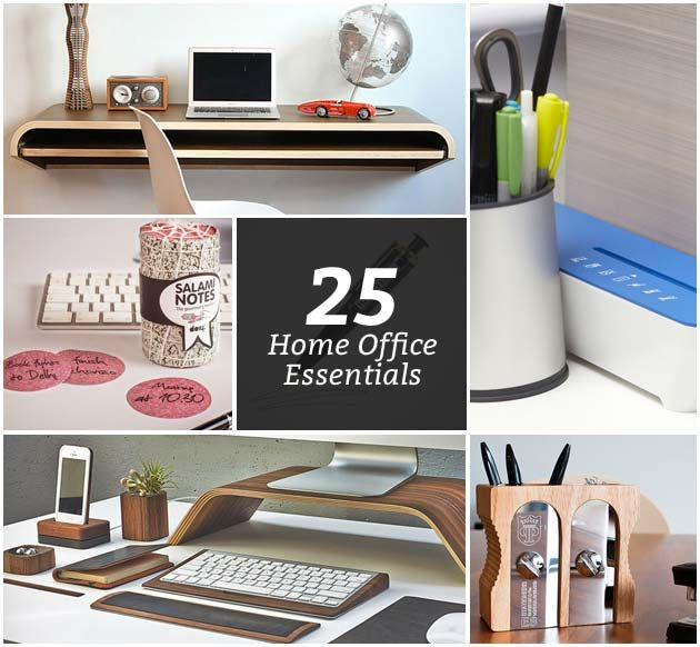 Office Essentials, Home Office