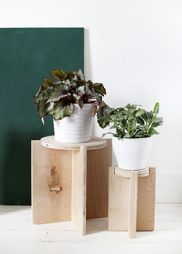 30 diy plant stand ideas inspiration for you wooden