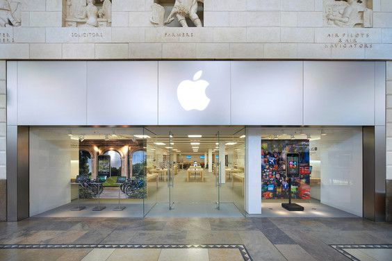 Apple Store Bluewater Upper Mall Greenhithe Da9 9st Apple Apple Store Apple Retail Store Apple Uk