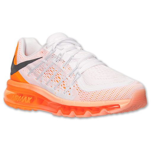 new arrival 33b9f a5241 Women s Nike Air Max 2015 Running Shoes - 698903 102   Finish Line
