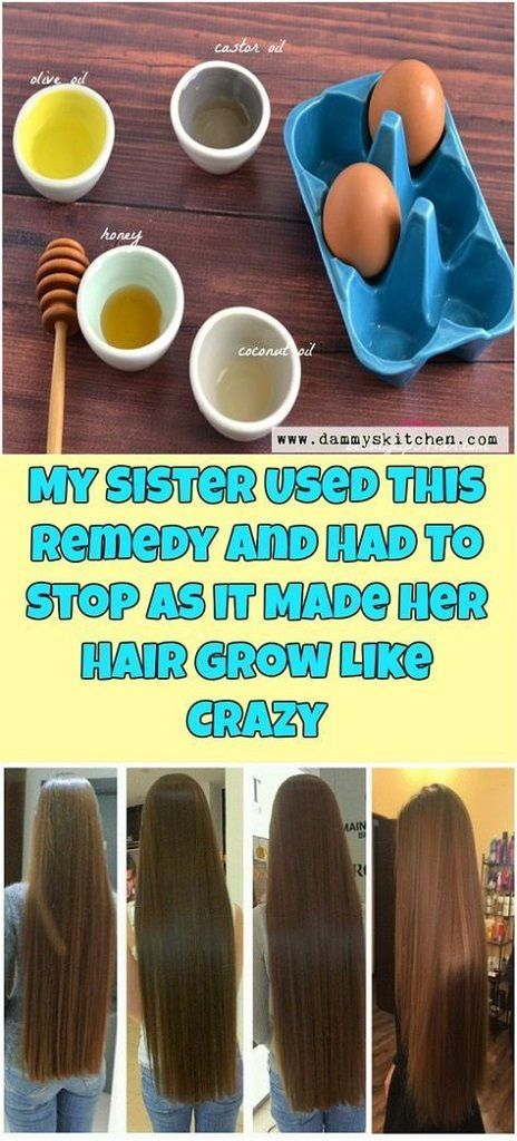 My Sister Used This Remedy And Had To Stop as it Made Her Hair Grow Like Crazy!   - Health and fitne...