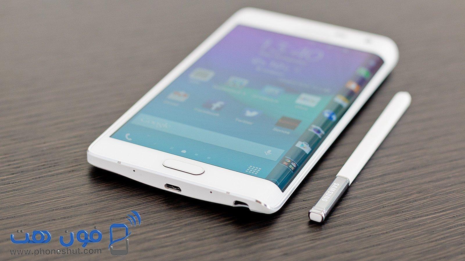 فى هذا الموضوع على موقع فون هت اقدم لك كل مواصفات Samsung Galaxy Note Edge Galaxy Note Samsung Galaxy Note Samsung Galaxy