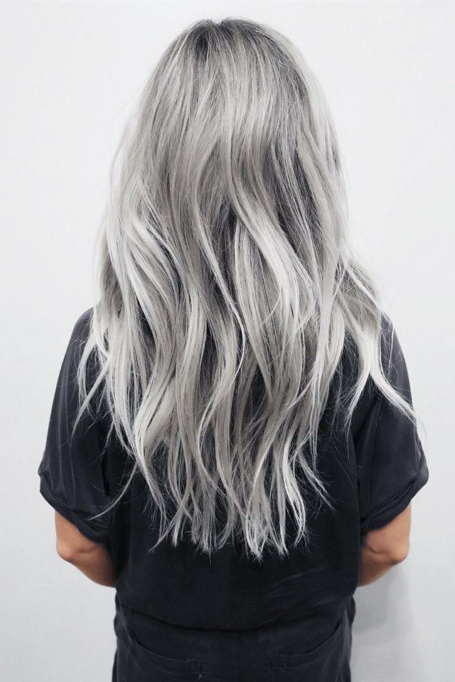 Grey hair picture 74