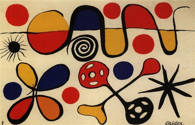 All Calder Tapestries Are Not Created Equal With Images Modern