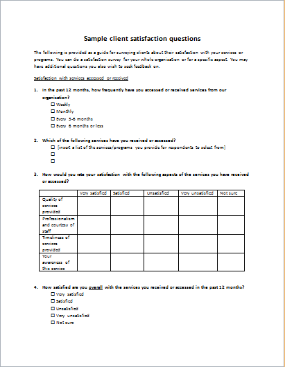 6 Editable Survey Form Templates For Ms Word Document Hub Survey Template Survey Form Surveys