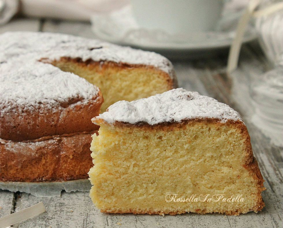 Torta veloce torta morbida in 5 minuti ricette in italiano food yogurt cake e cooking cake - Differenza panna da cucina e panna fresca ...