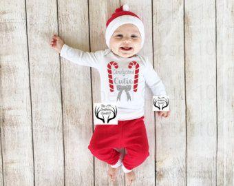 Bambino vestito di Natale 7411e37ef73