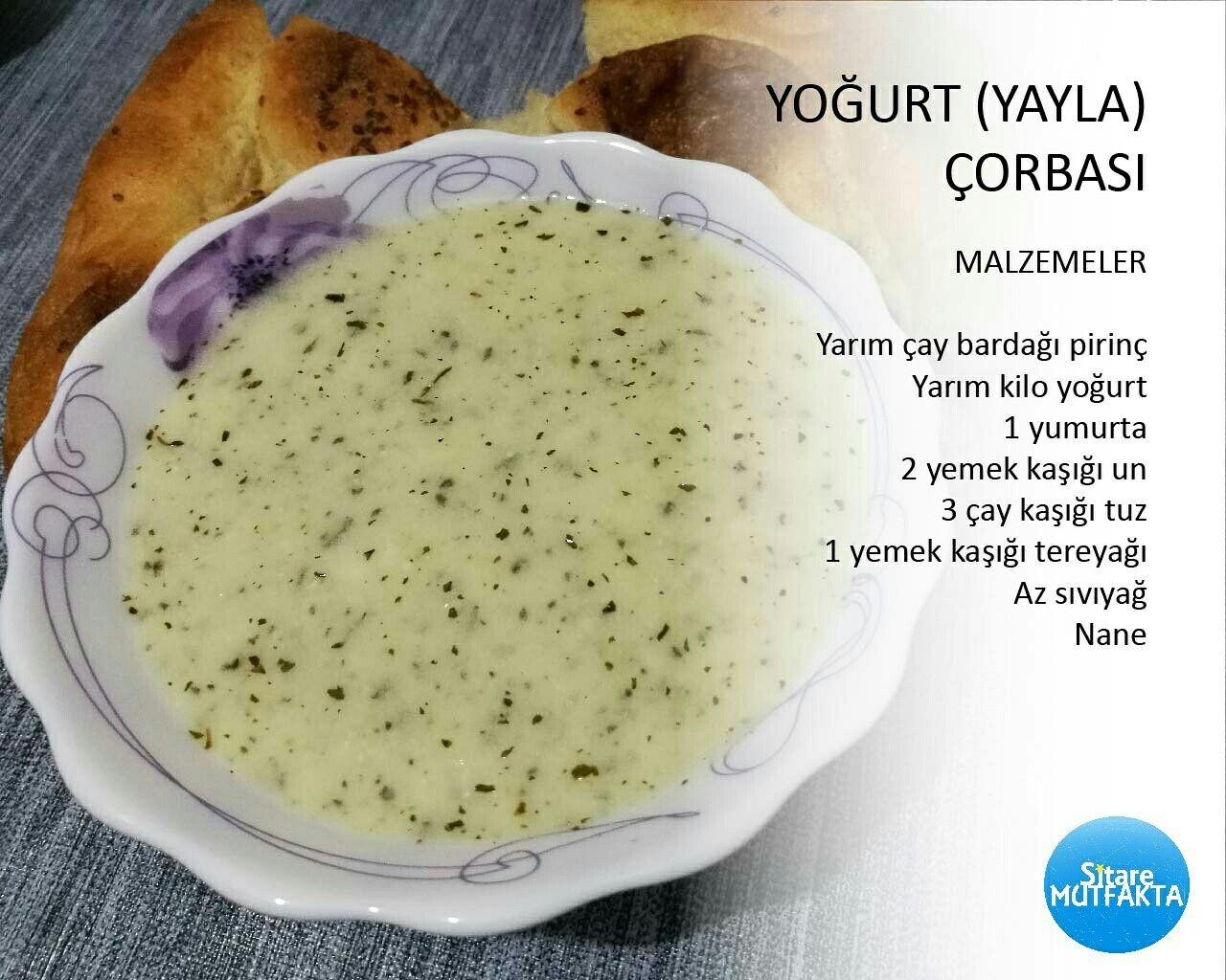 Yayla Çorbası Tarifi Videosu