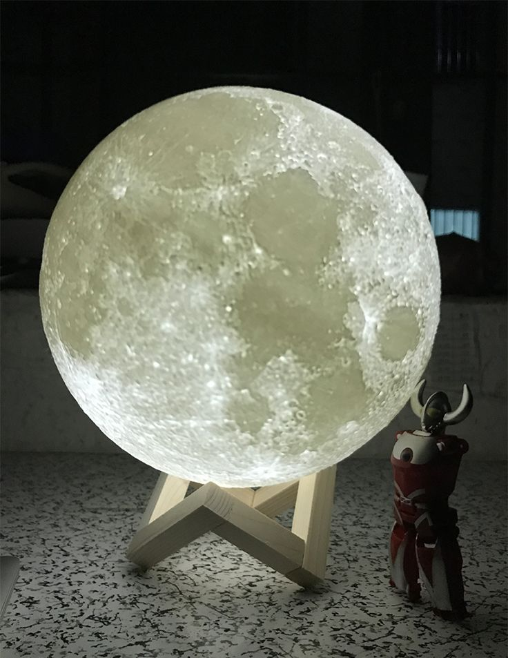 24cm Diameter Giant Moon Lamp A Preferred Gift Giving Ideas Moonlamp Moonlight Fullmoon Moonlovers Gifts Birthd Creative Gifts Lamp Kids Gifts