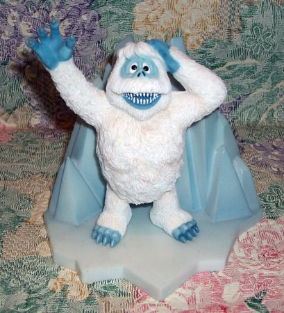 The Abominable Snowman Rudolph Amp Island Misfit Toys Bumble