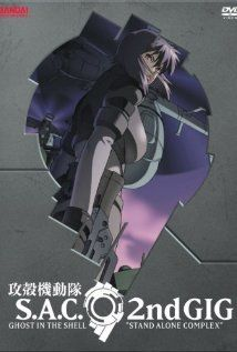 Ghost In The Shell Solid State Society Ghost In The Shell Ghost Anime
