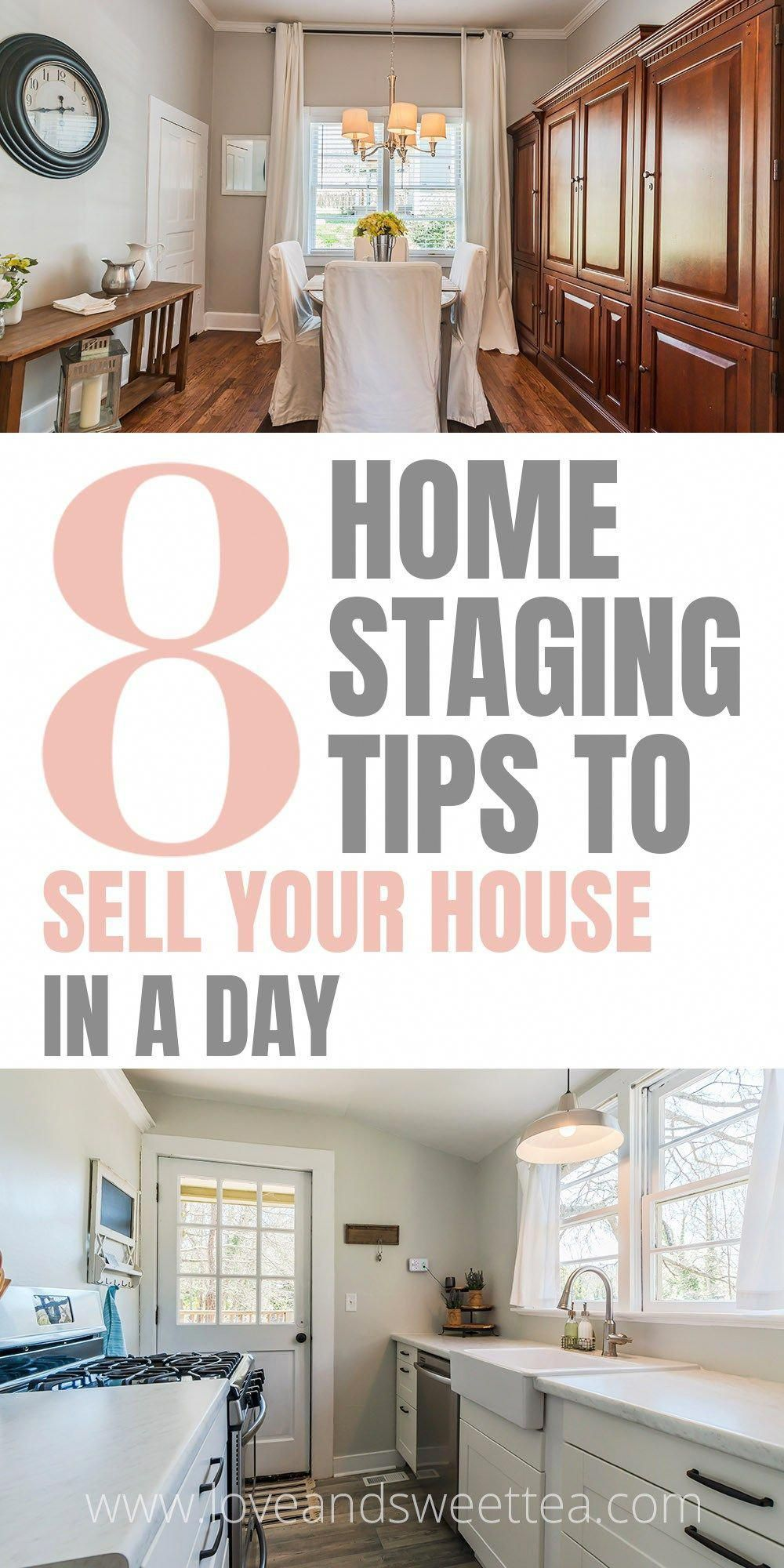 This girl has some really great home staging tips! Definitely keeping this for when we get ready to sell our house. #homediy #style #shopping #styles #outfit #pretty #girl #girls #beauty #beautiful #me #cute #stylish #photooftheday #swag #dress #shoes #diy #design #fashion #homedecor