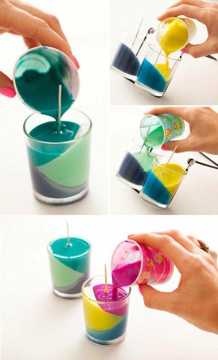 recette pour faire à la maison une bougie parfumée | bougies